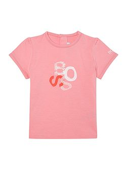 Baby Girls Short sleeves T shirt