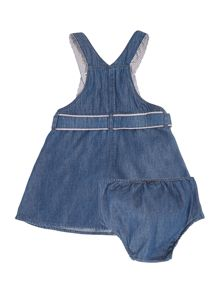Hugo Boss Baby Girls Set of dress and bloomers
