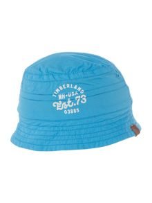 Timberland Baby Boys Reversible Bucket Hat