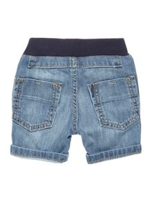 Timberland Baby Boys Denim Bermuda Shorts