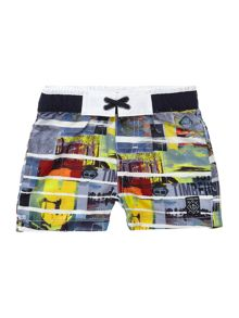 Timberland Baby Boys Trendy Swim Shorts