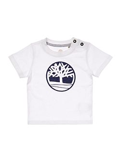 Baby Boys Short-Sleeved T-Shirt