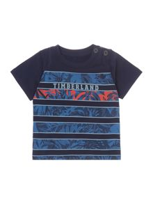 Timberland Baby Boys Striped T-Shirt