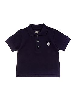 Baby Boys Short-Sleeved Polo Shirt