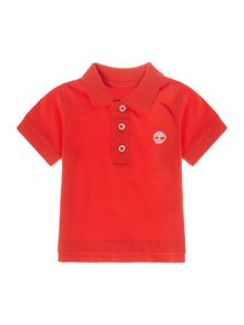 Timberland Baby Boys Short-Sleeved Polo Shirt
