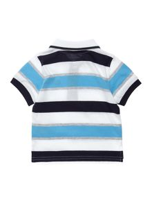 Timberland Baby Boys Striped Polo Shirt