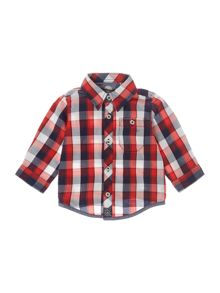 Timberland Baby Boys Checked Shirt