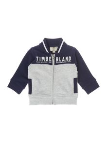 Timberland Baby Boys Fleece Cardigan