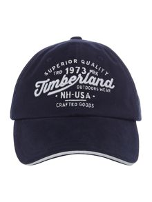 Timberland Boys Embroidered Logo Cap