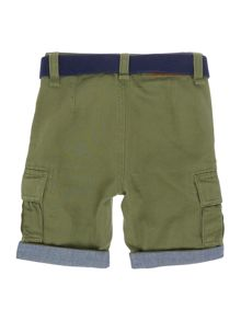 Timberland Boys Belted Bermuda Shorts