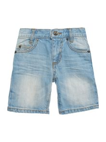 Timberland Boys Denim Bermuda Shorts