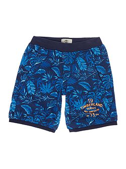 Boys Fancy Bermuda Shorts