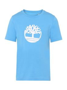 Timberland Boys Short-Sleeved T-Shirt