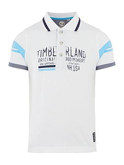 Boys Short-Sleeved Polo