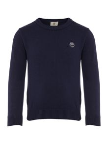 Timberland Boys Knitted Pullover