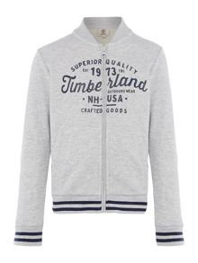 Timberland Boys Zip-Up Fleece