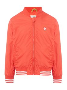 Timberland Boys Waterproof Bomber Jacket