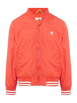 Boys Waterproof Bomber Jacket