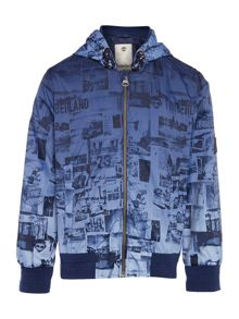 Timberland Boys Hooded Jacket