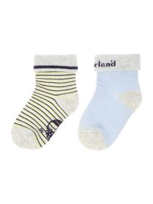 Timberland Baby Boys Set Of 2 Socks