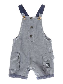 Baby Boys Short Dungarees