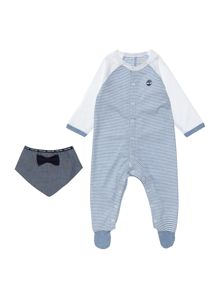 Timberland Baby Boys Set Pyjamas And Bib