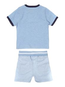 Timberland Baby Boys T-Shirt And Shorts