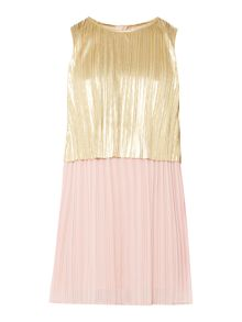 Billieblush Girls Pleated Dress