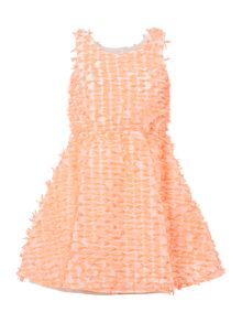 Billieblush Girls Organza Dress