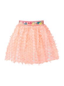 Billieblush Girls Organza Tulle Skirt