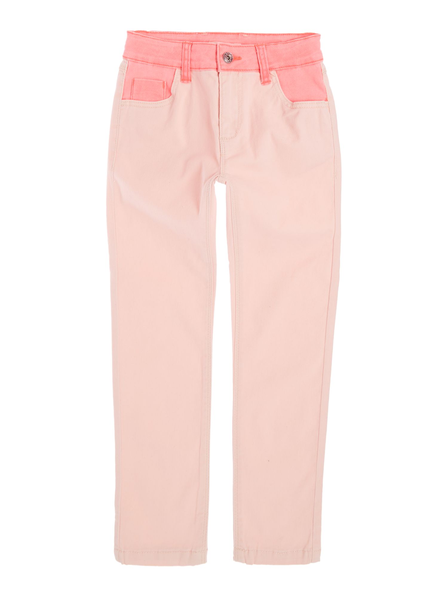 Billieblush Billieblush Girls Bow Trousers, Pink