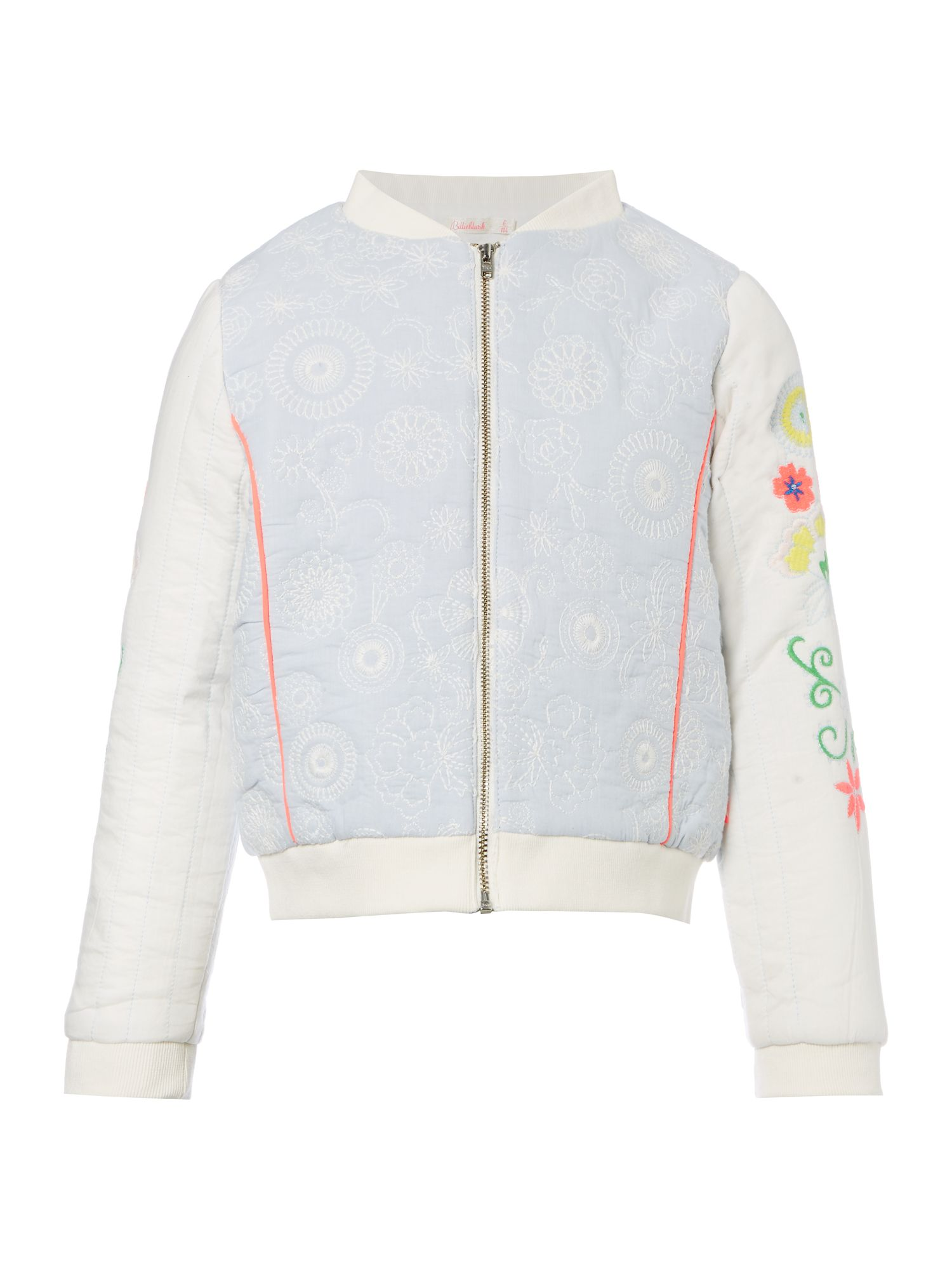 Billieblush Billieblush Girls Blouson, Multi-Coloured