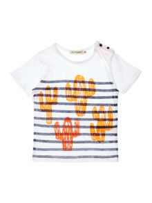 Billybandit Boys Cotton Cactus T-Shirt