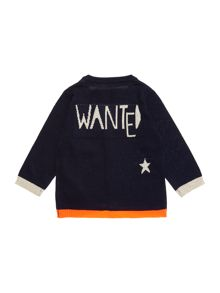 Billybandit Boys Knitted Cardigan