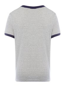 Billybandit Boys Stripe Cotton T-Shirt