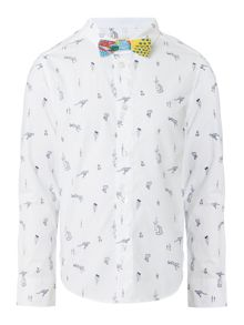Billybandit Boys Cotton Shirt