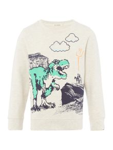 Billybandit Boys Cotton Sweatshirt