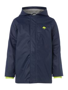 Billybandit Boys Hooded Raincoat