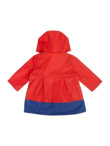 Little Marc Jacobs Baby girls raincoat