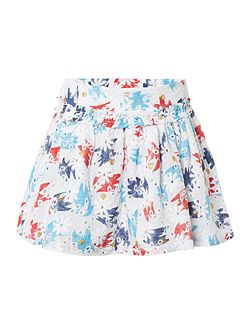 Girls cotton skirt