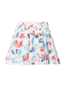Little Marc Jacobs Girls cotton skirt