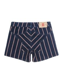 Little Marc Jacobs Girls denim shorts