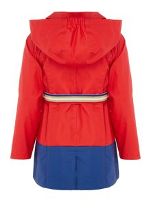 Little Marc Jacobs Girls raincoat