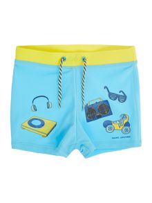 Little Marc Jacobs Boys swimsuit