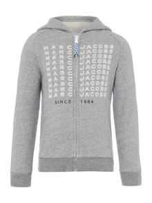 Little Marc Jacobs Boys hooded cardigan