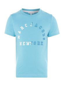 Little Marc Jacobs Boys jersey T-shirt