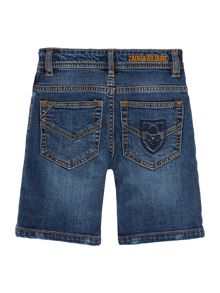 Zadig & Voltaire Boys Denim Shorts