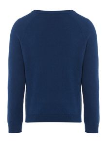 Zadig & Voltaire Boys Cotton Sweatshirt