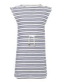 Carrement Beau Girls Sleeveless Dress