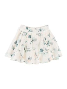 Carrement Beau Girls Satin Skirt